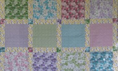 Floral Dance 215x165cms