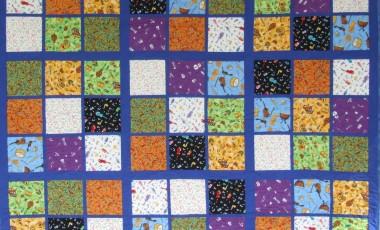 Symphonic Sudoku 145 x 145cms